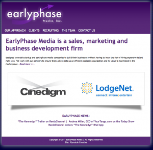 EarlyPhase Media