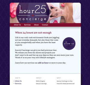 hour 25 Concierge