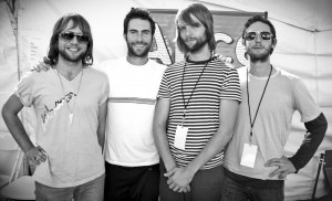 Recording Artists Maroon 5