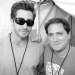 Actor Jake Gyllenhaal & CBS5 TV Personality Liam Mayclem